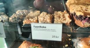 Malmo - Äppelkaka