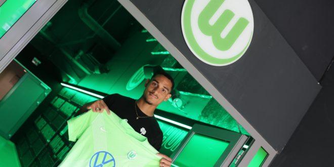 Maxence Lacroix wechselt zum VfL Wolfsburg. (Foto: VfL Wolfsburg)