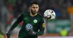 Verhandelt mit dem VfL Wolfsburg um einen neuen Vertrag: Renato Steffen. (Photo by Sebastian Widmann/Bongarts/Getty Images)